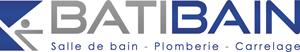 Batibain | Réalisation de Salle de Bain – Travaux de Plomberie – Pose de CarrelagePlomberie Logo